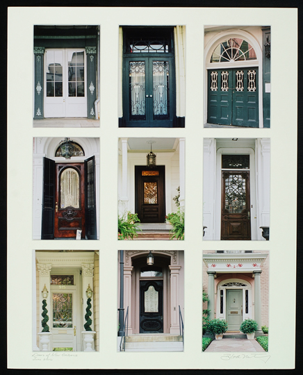 Doors Of New Orleans 9 & Honeybear Prints photo note cards photography framed art pezcame.com